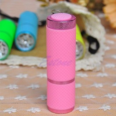 New-Mini-LED-Nail-Dryer-Curing-Lamp-Flashlight-Torch-For-UV-Gel-Nail-Polish