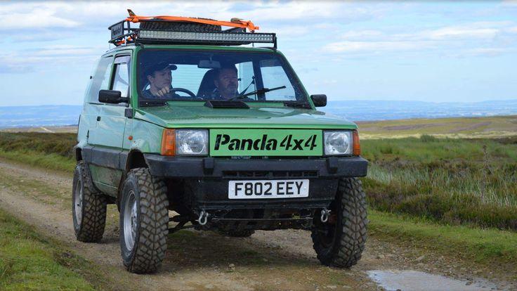 Best 25 fiat panda ideas on pinterest fiat automobiles for Panda 4x4 sisley off road