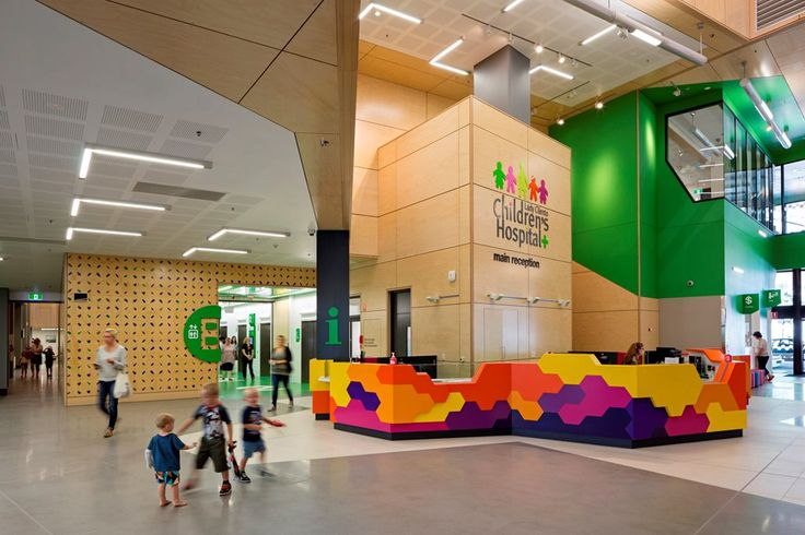 Lady Cilento Children's Hospital by Conrad Gargett Lyons | Architecture And Design