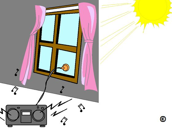 Solar power often conjures up images of enormous roof top contraptions soaking up the sun. But, the roof is not the only place the sun shines on....windows are opening up to solar power.  Read more.