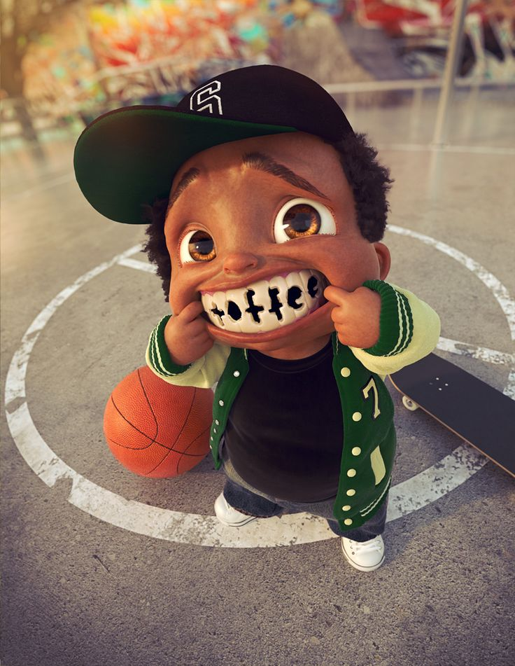 Save Your Smile 1 by Victor Hugo Queiroz   Cartoon   3D   CGSociety