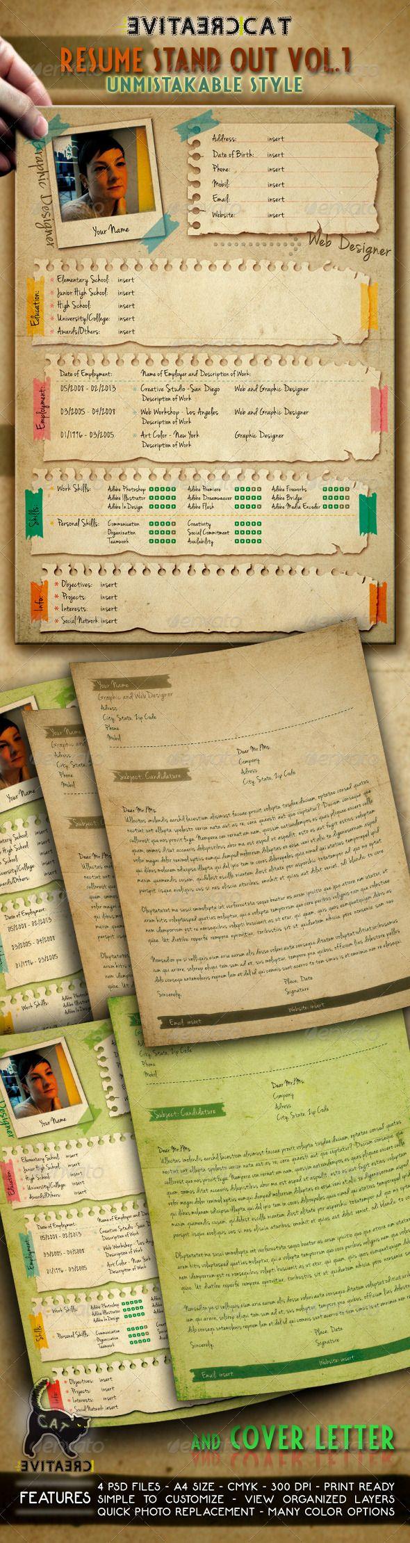 ResumeCV Cover Letter Vol1 101 best