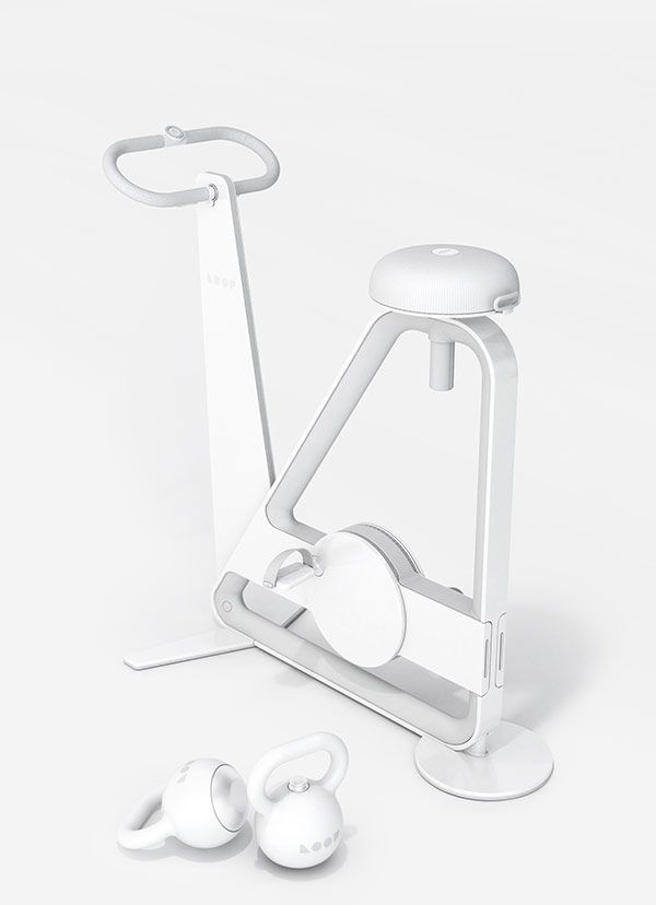 Stationary Bike | Nosh Studio