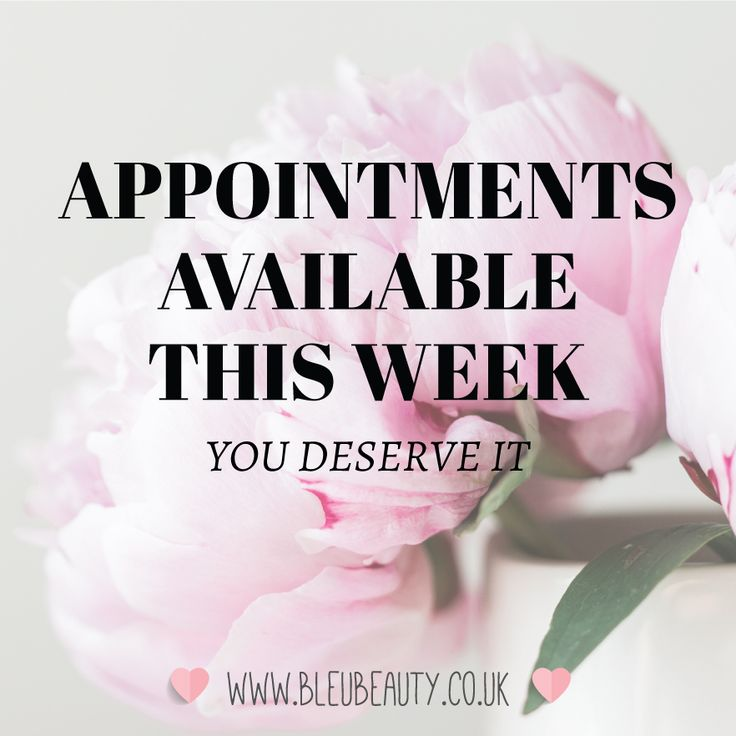 A few appointments still available at BLEU - Pamper yourself this week Message us on messenger or call: ☎️ 01793 976616 078 900 600 98 or visit https://www.bleubeauty.co.uk/ to learn more about our treatments. #blebeauty #bleu #salon #swindon #appointments #beauty #massage #tanning