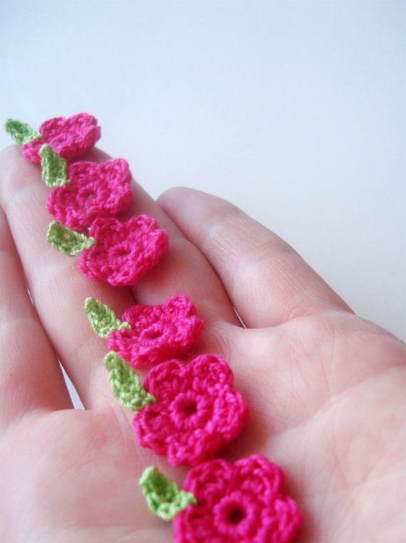 Flores pequeñas
