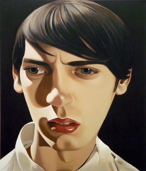 Peter Stichbury Portraits