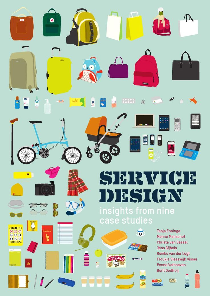#ServiceDesign #insights from nine case studies #goodtoknow