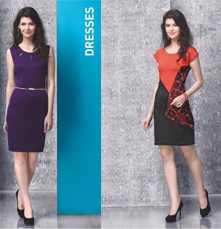 One-piece dresses!