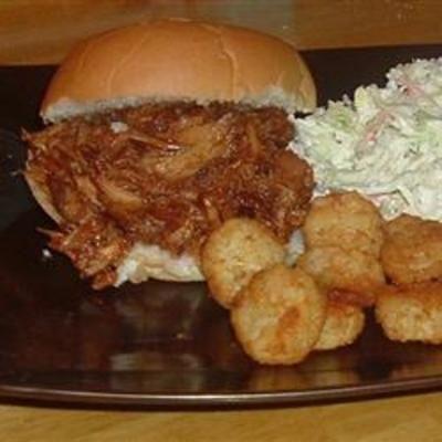 Southern Yank Pulled Pork BBQPork Vans, Yankes Pulled, Bays, Pork Bbq, Crockpot Recipe, De Barbecues, Pulled Pork, Bbq Recipe, Southern Yankes