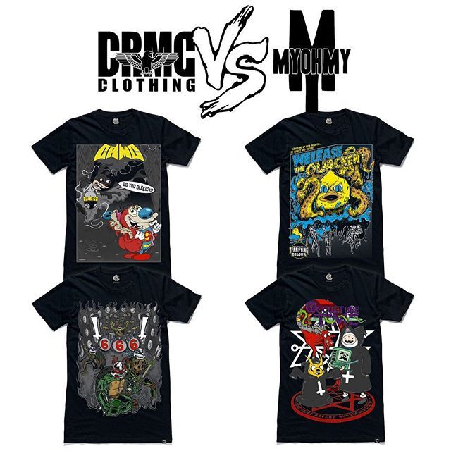CRMC X MyOhMy Design Tees Available at www.crmcclothing.co | WE SHIP WORLDWIDE #tmnt #adventuretime #turtlepower #kraken #ninjaturtles #teenagemutantninjaturtles #blackmetal #blackmetalninjaturtles #cartoons #cartoon #80scartoons #90scartoons #oldschool #olschoolcartoons #classiccartoons #alternative #alternativewear #blackwear #black #comics #alternativestreetwear #alt #altwear #turtles #streetwear #rubberduck #fashion #renandstimpy #fashionblog #fashionblogger