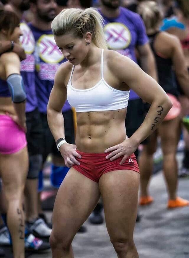 Crossfit Women Are Amazing  Muscular Women, Workout -6813