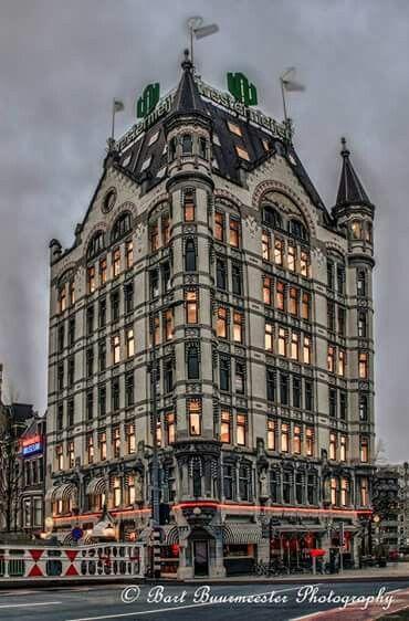 Het Witte Huis/Rotterdam.