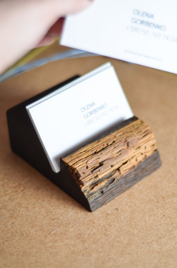 8 best Wood stands images on Pinterest | Card holder, Wood and ...