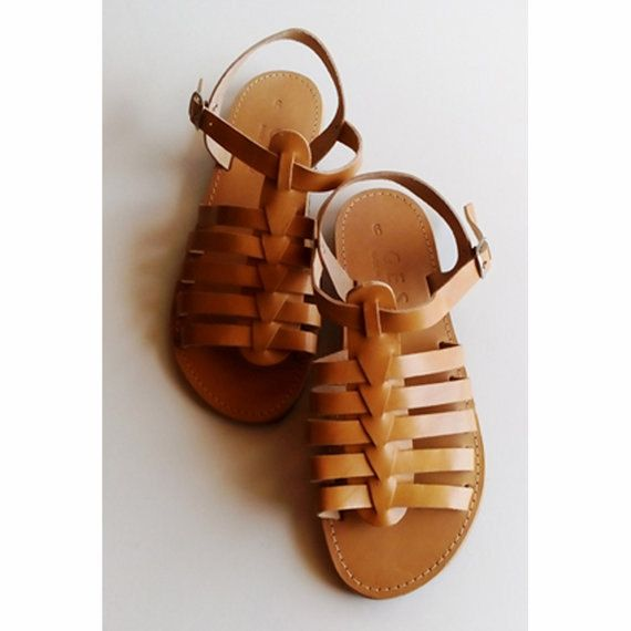 Gladiator sandals Ancient greek sandals Summer sandals
