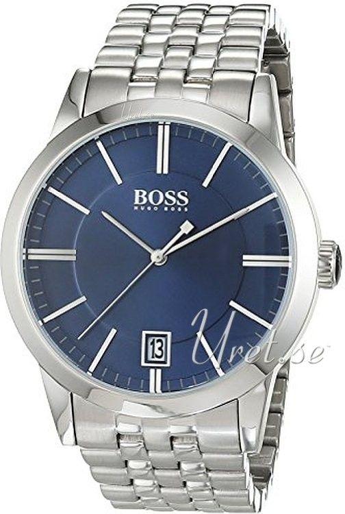 Hugo Boss Niebieski/Stal