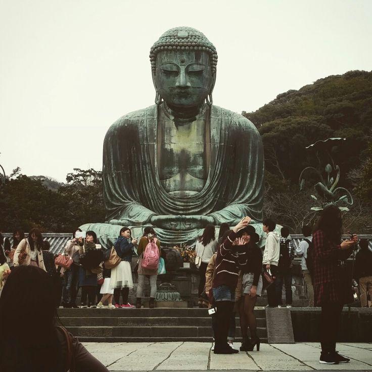 Daibutsu, Kamakura, Japan. © Copyright Barbara Mazzei