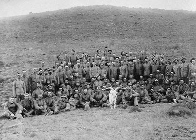 Boer War 1RWF