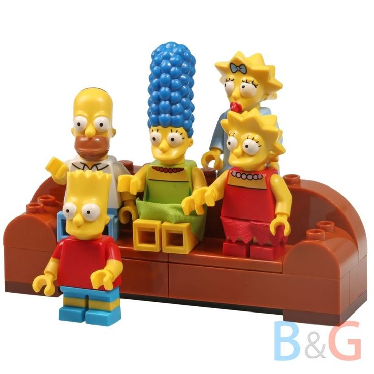 Lego Couch