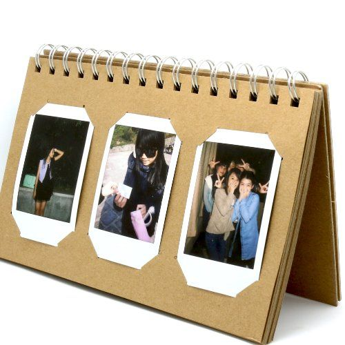 NodArtisan Book Album For Fujifilm instax mini7s 8 25 50s 90 Film(TL-01) NodArtisan