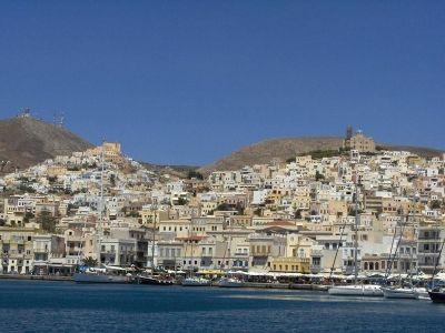 Syros Island!
