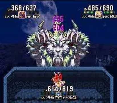 Seiken Densetsu 3 - God-Beast Dolan