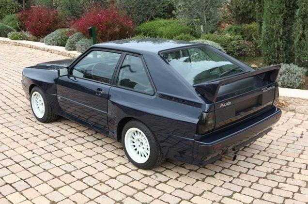 1985 Audi Sportquattro