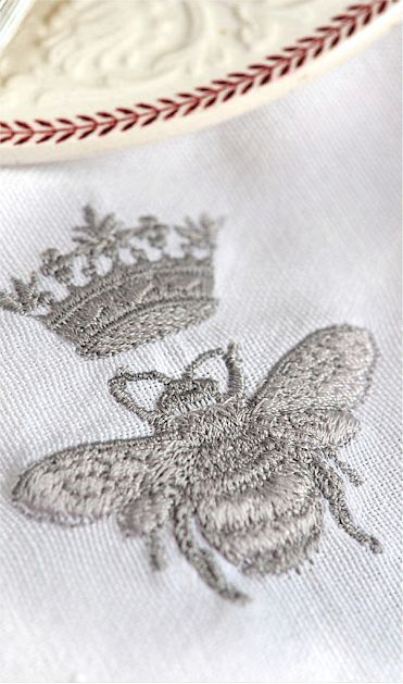 French embroidery