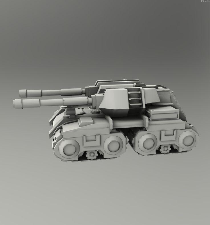 Devastator Tank