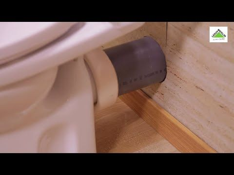 Cómo arreglar un inodoro que pierde agua por su base (Leroy
