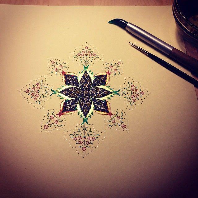 #tezhip  #dilarayarcı #artwork #mywork