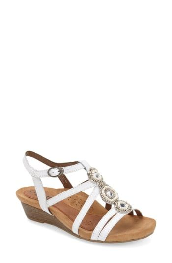 437256ecc Where to buy Rockport Cobb Hill  Hannah  Leather Sandal (Women ...