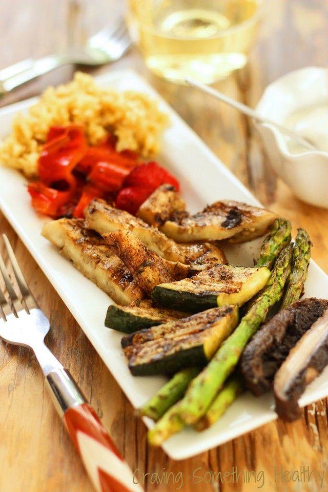121 best jamaican food recipes images on pinterest cooking food jamaican jerk grilled vegetables vegan yogurtvegan foodvegetarian recipeseasy healthy forumfinder Gallery