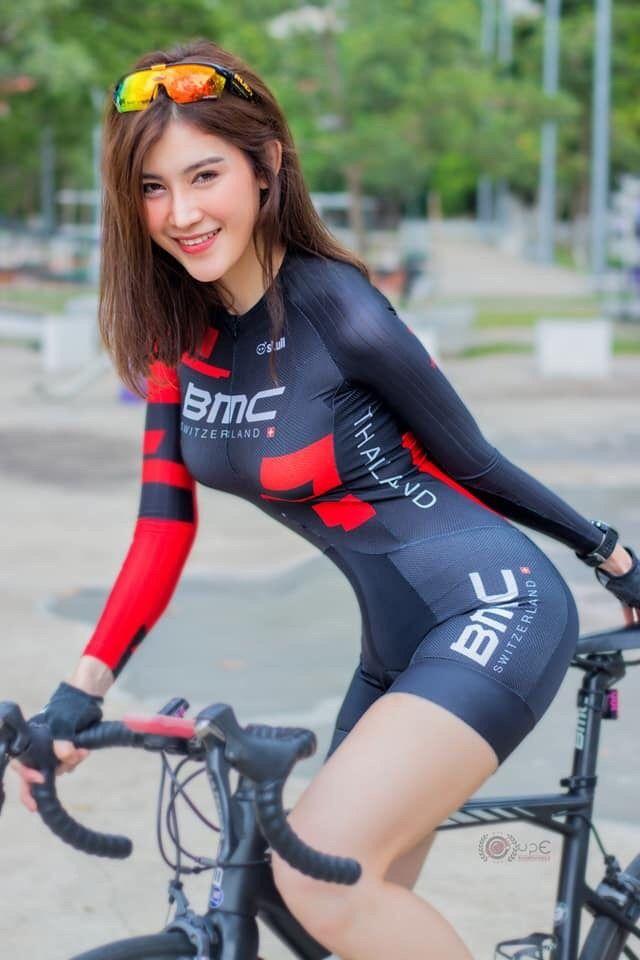 Mi87 Cycling Girls Bicycle Girl Female Cyclist