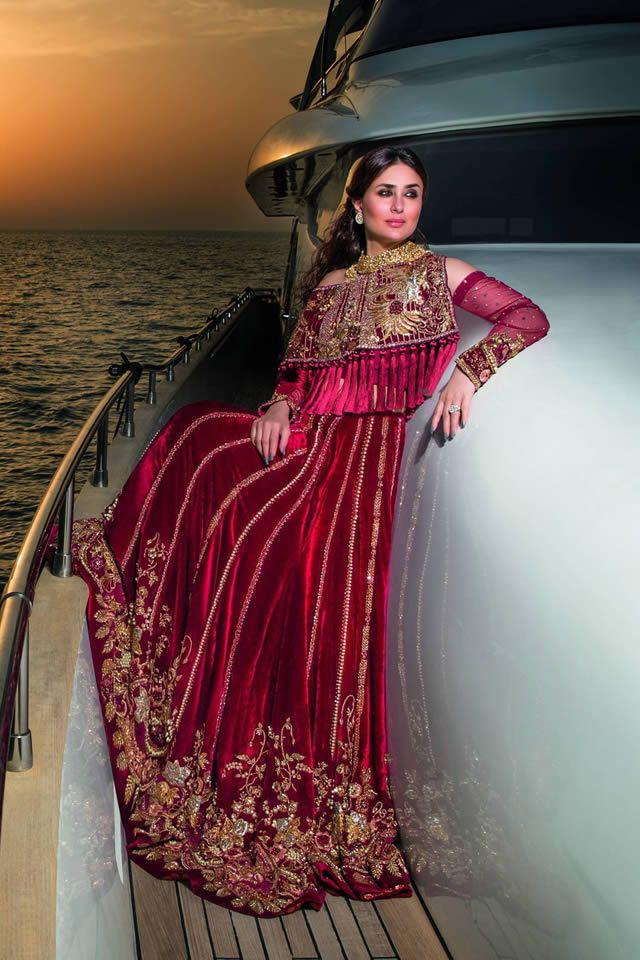 News of the day: Teena Duraani revealed her three-piece collection for an exclusive shoot and guess who is wearing it? None other than Kareena Kapoor Khan.