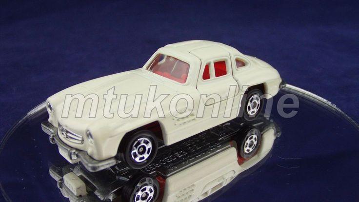 TOMICA 99 MERCEDES BENZ 300SL 1971   1/63   CHINA   099C-5   UK T-13   NO BOX