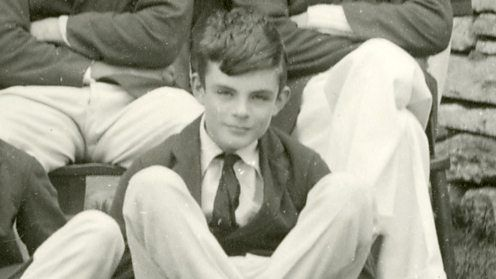 Sherborne School Archives Alan Turing: creator of modern computing