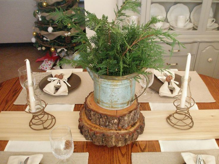 Christmas Table Setting Adorbymelissa