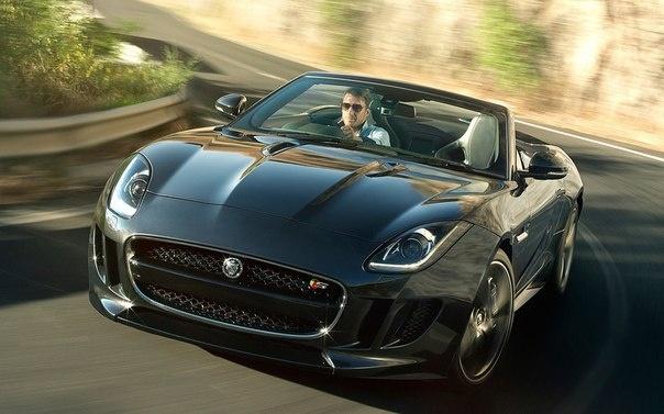 Jaguar F-Type V8 S UK-spec