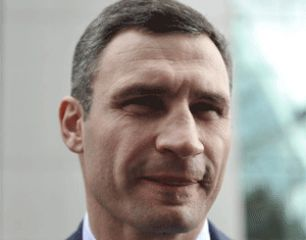 Vitali Klitschko Drops out of Ukraine Presidential Race