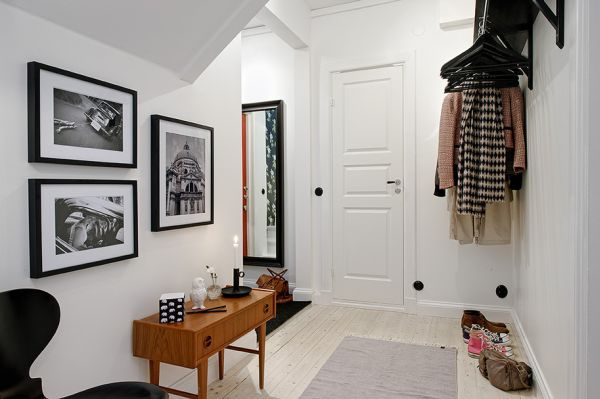Duplex Interior Design With Well Known Scandinavian Feel