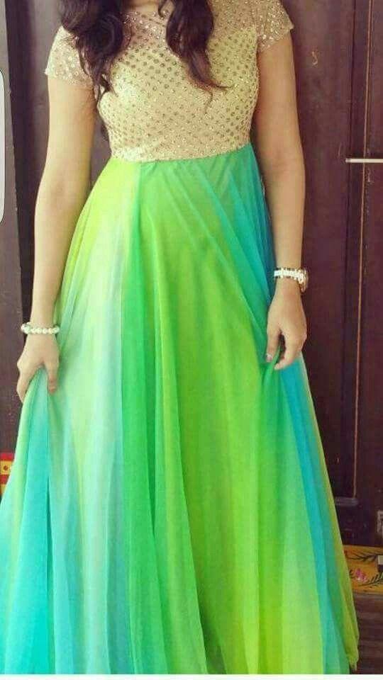 1062 Best Images About Anarkali Dresses On Pinterest