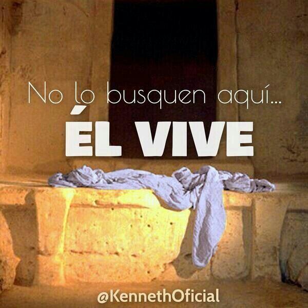 Su tumba está vacía  #JesúsEstáVivo pic.twitter.com/e6nHwOdbxf