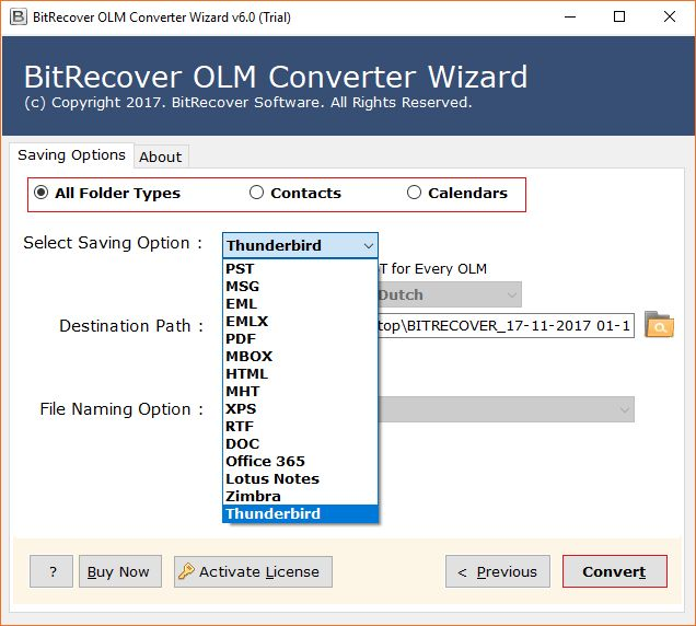 The release states one of the easiest ways to know how to import OLM to #Thunderbird directly so that the users can get a convenient solution and suggests OLM Converter Wizard for carrying out the same procedure.