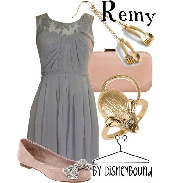 """""""Remy"""" by leslieakay on Polyvore"""
