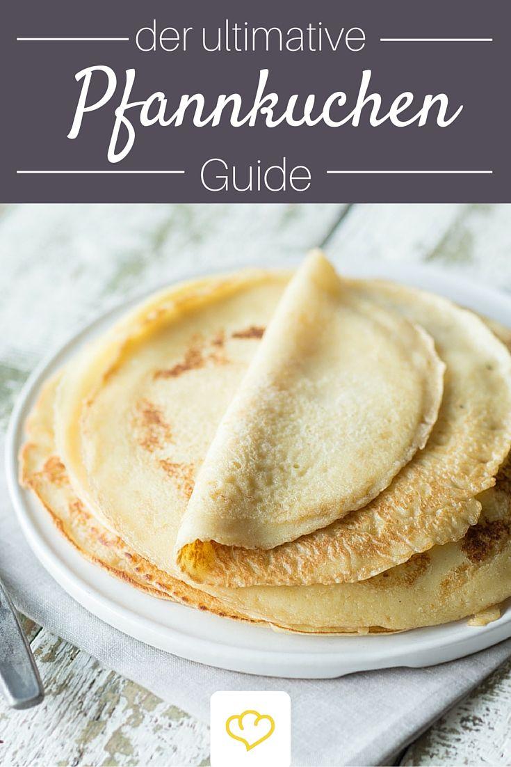Alles was du über Pfannkuchen wissen musst!