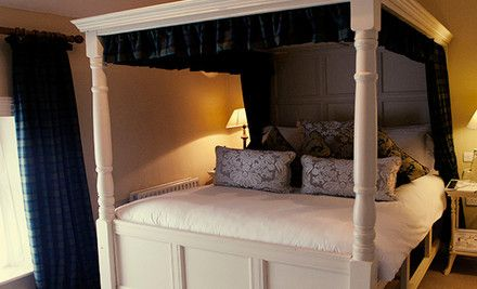 One of our deluxe bedrooms