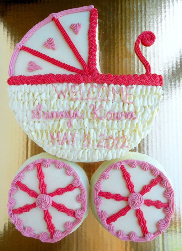78 Best Ideas About Baby Carriage Cake On Pinterest Baby