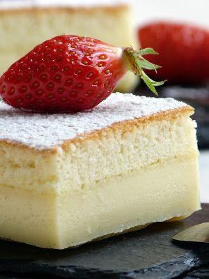 chic,chic,choc...olat: Gâteau magique à la vanille