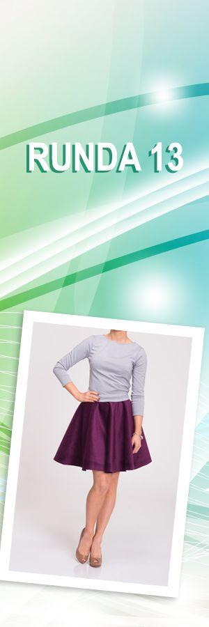 Spódnica GLEN, rozmiary: XS, S, M, L, XL, Projektant: Stone Skirts; Wartość: 160 zł. Poczucie najlepszego smaku: bezcenne. Powyższy materiał nie stanowi oferty handlowej.