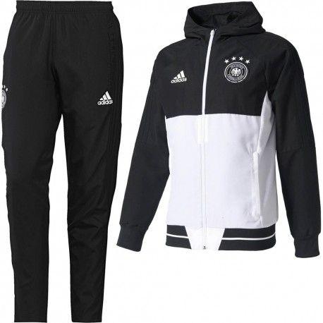 Survetement Allemagne 2017/2018 Coupe Du Monde Officiel.   Flocages Personnalisés Disponibles.